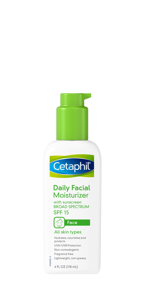 Cetaphil Daily Facial Moisturizer With SPF 15