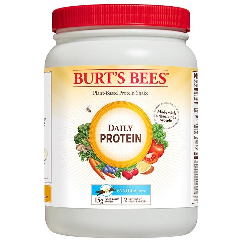 Burt's Bees Vanilla • Daily Protein