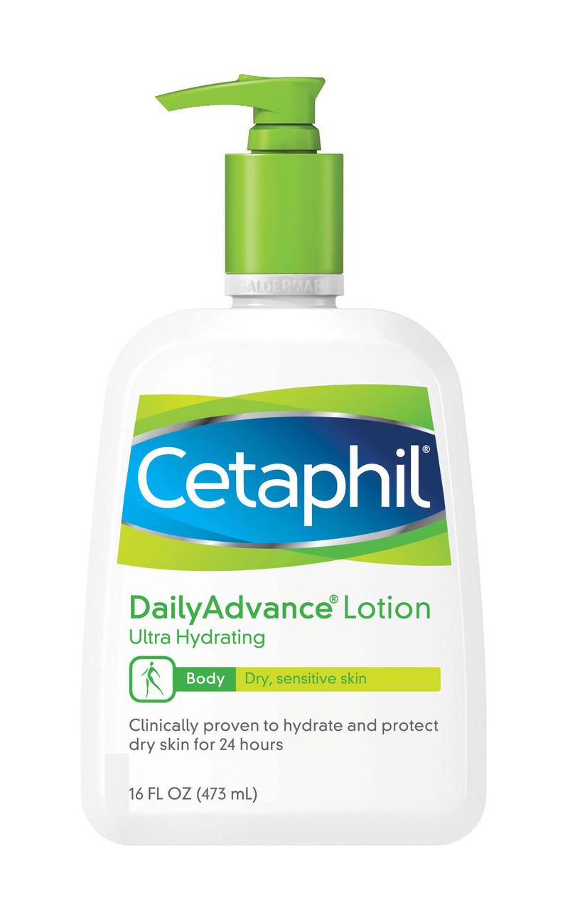 Cetaphil DailyAdvance Ultra Hydrating Body Lotion