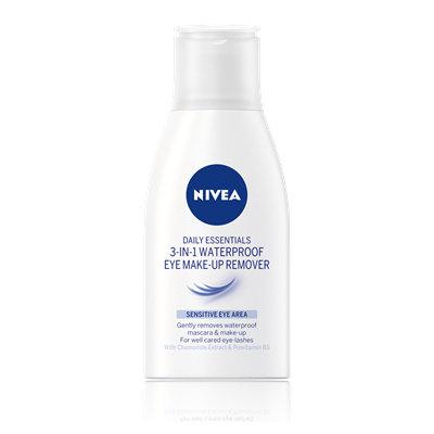NIVEA 3 In 1 Waterproof Makeup Remover - Daily Essentials
