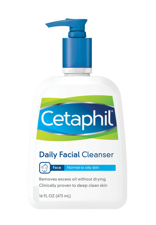 Slide: Cetaphil Daily Facial Cleanser