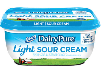 DairyPure® All Natural Light Sour Cream