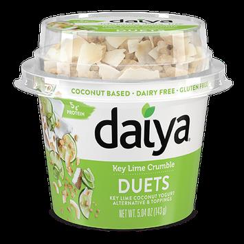Daiya® Key Lime Crumble Duet