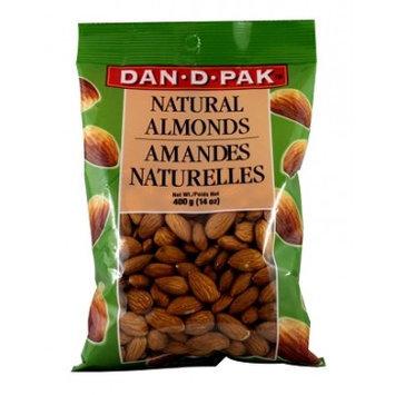Dan-d Pak Natural Almonds
