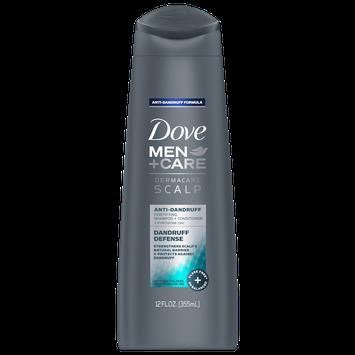 Dove Men+Care Clean Comfort 2-in-1 Dandruff Defense Shampoo and Conditioner