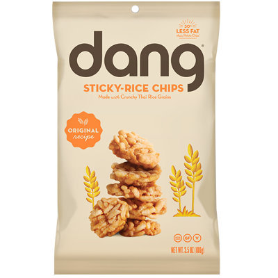 Dang Original Recipe Sticky Rice Chips