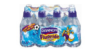 Dannon® Fluoride To Go Fluoridated Spring Water