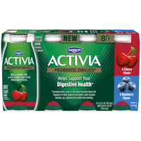 Activia® Dailies Blueberry Cherry Probiotic Drink