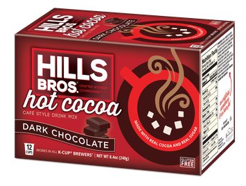 Hills Bros.® Dark Chocolate Hot Cocoa