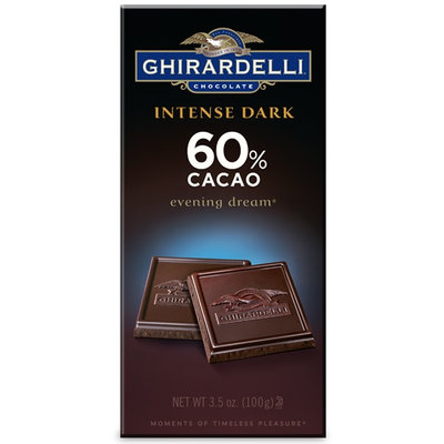 Ghirardelli Intense Dark Chocolate 60% Cacao Bar