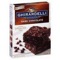 Ghirardelli Chocolate Dark Chocolate Brownie Mix