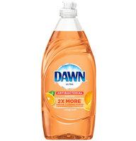 Dawn® Ultra Orange Scent Antibacterial Hand Soap Dishwashing Liquid