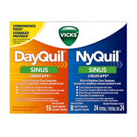 DayQuil™/NyQuil™ Sinus LiquiCaps™