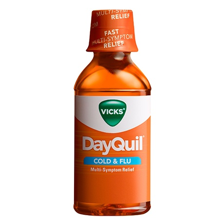 DayQuil™ Cold & Flu Relief Liquid