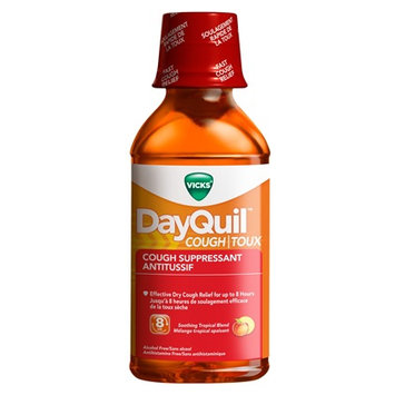 DayQuil™ Cough Suppressant