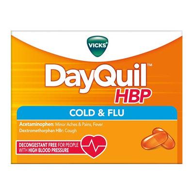 DayQuil™ HBP Cold & Flu Medicine
