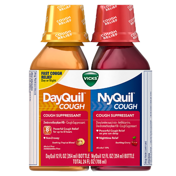 DayQuil™/Nyquil™ Cough Relief Combination