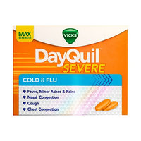 DayQuil™ SEVERE Cold & Flu Relief Caplets
