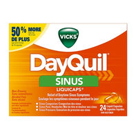 DayQuil™ Sinus LiquiCaps™