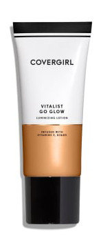 COVERGIRL Vitalist Go Glow Luminizing Lotion