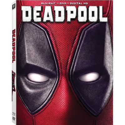 Deadpool (Blu-ray/DVD + Digital)