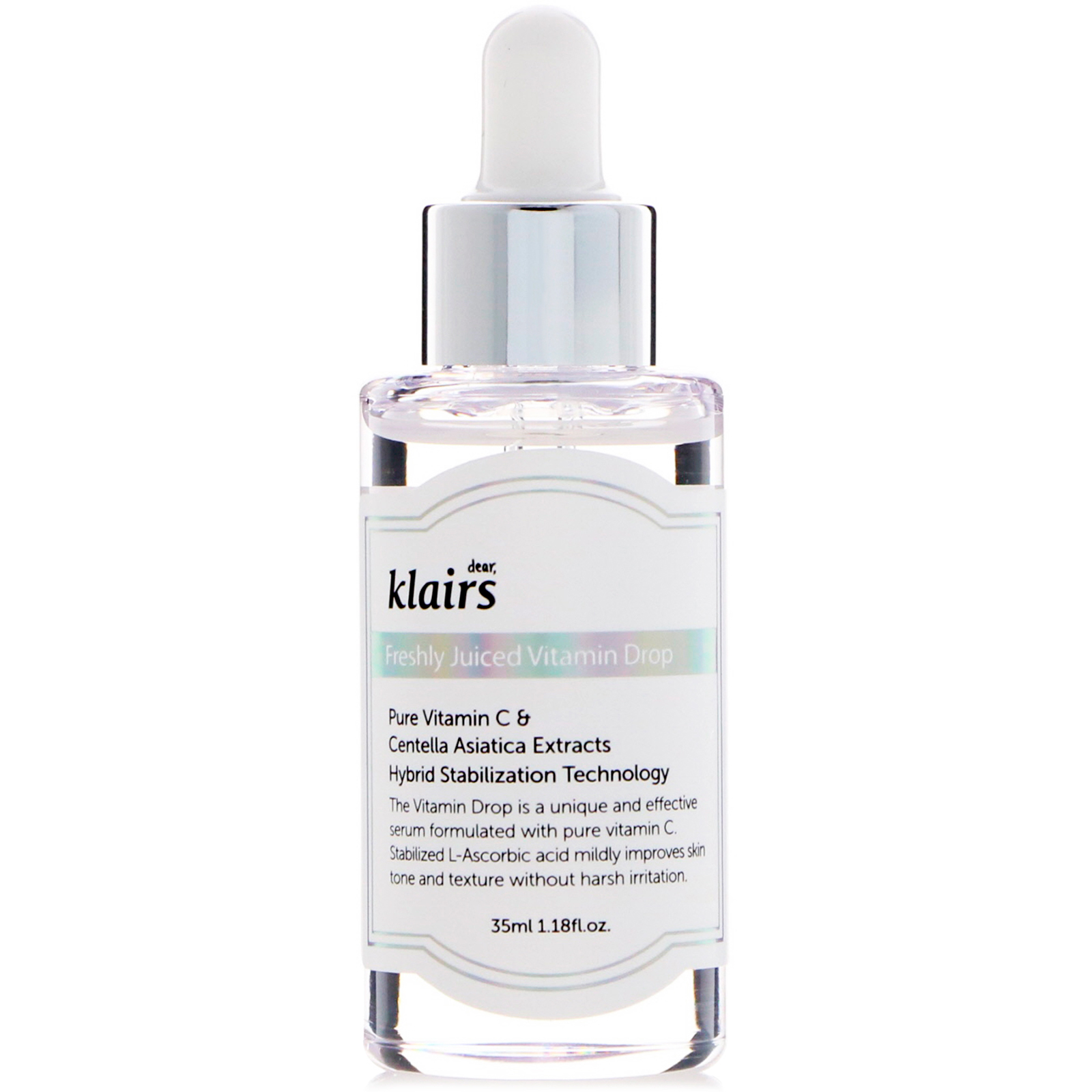 Dear, Klairs Freshly Juiced Vitamin C Serum