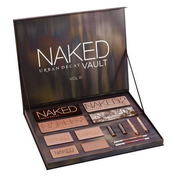 Urban Decay Naked Vault Volume III
