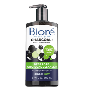 Bioré Deep Pore Charcoal Cleanser