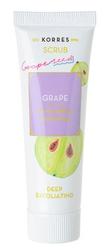 KORRES Grape Deep Exfoliating Scrub