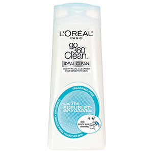 L'Oréal Paris Go 360° Clean Deep Facial Cleanser for Sensitive Skin