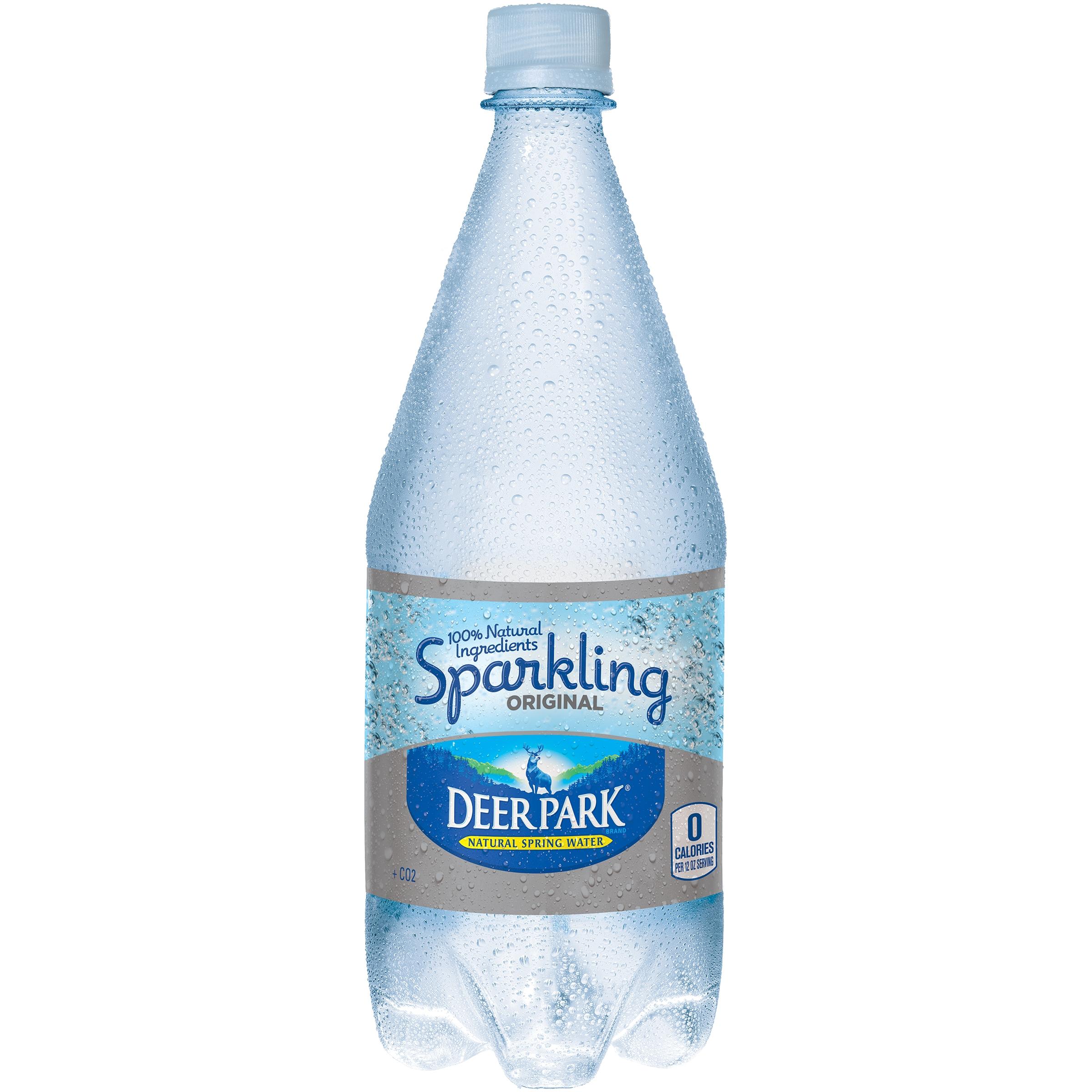 Deer Park® 100% Natural Spring Water