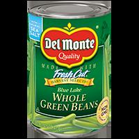 Del Monte® Whole Blue Lake Green Beans