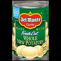 Del Monte® Whole New Potatoes