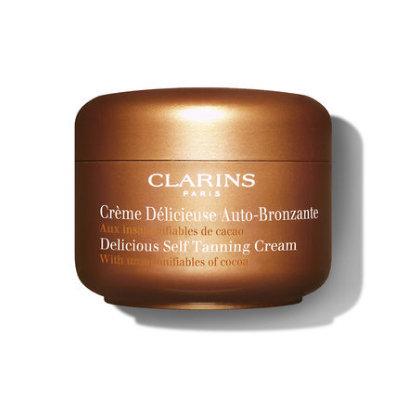 Clarins Delicious Self Tanning Cream