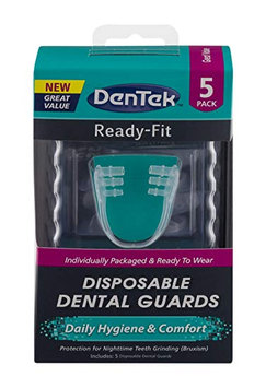 DenTek® Ready-Fit Disposable Dental Guards