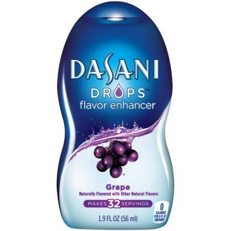 Dasani Drops® Grape Flavor Enhancer