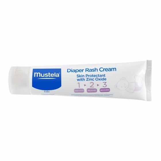 Mustela® Diaper Rash Cream 1 2 3
