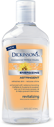 Dickinson's Enhanced Witch Hazel Energizing Astringent