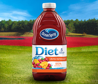 Ocean Spray Diet Cranberry Mango™ Juice Drink