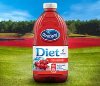 Ocean Spray Diet Cranberry Juice Drink