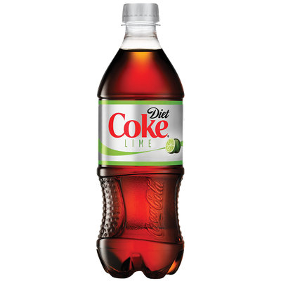 Coca-Cola® Diet Coke With Lime