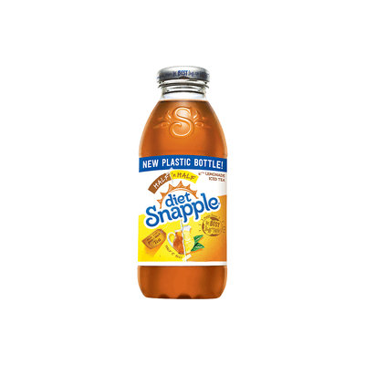 Diet Snapple Half 'N Half Lemonade Iced Tea