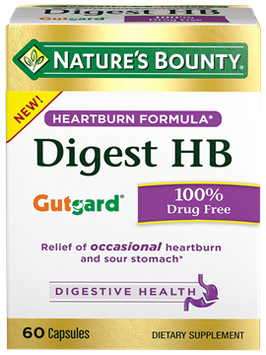 NATURE'S BOUNTY® Digest HB
