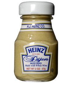 Heinz® Dijon Mustard Miniature