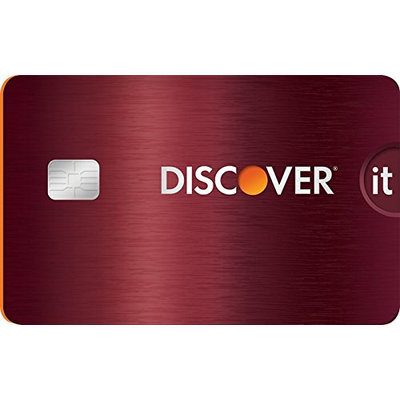 Discover it Cashback Match Credit Card