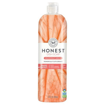 The Honest Co. Grapefruit Grove Dish Soap