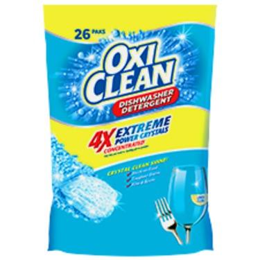 OxiClean™ Extreme Power Crystals™ Dishwasher Detergent Paks