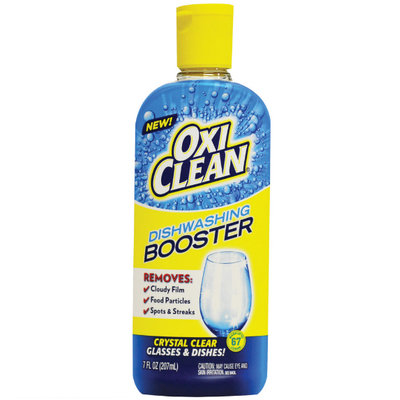 OxiClean™ Dishwashing Booster