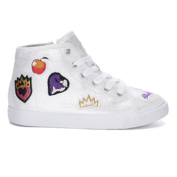 Disney D-Signed Patch Girls' High Top Shoes