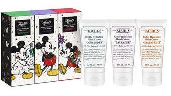 Kiehl's Disney X Scented Hand Cream Trio